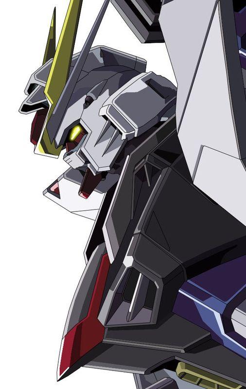 The ZGMF-X20A Strike Freedom Gundam (aka Strike Freedom ...