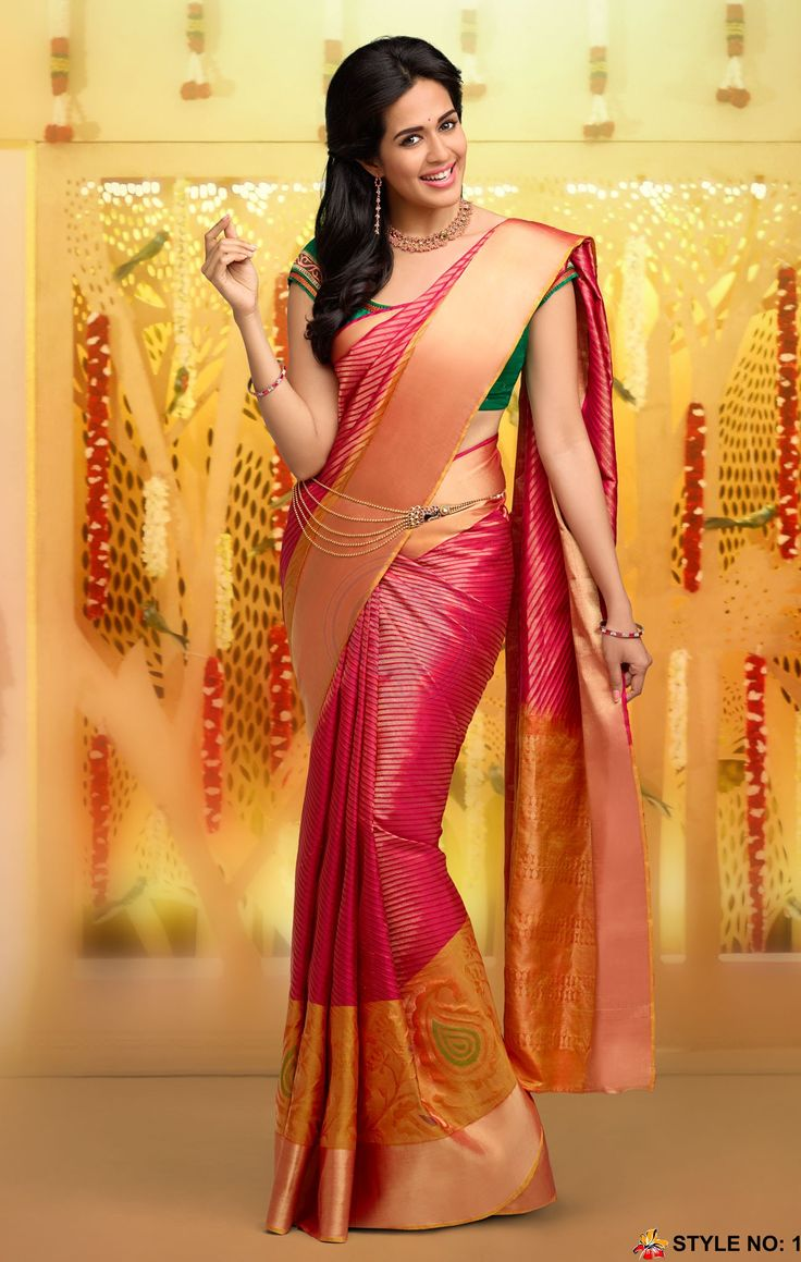 Rich Feel Soft Silk Saree 1050
