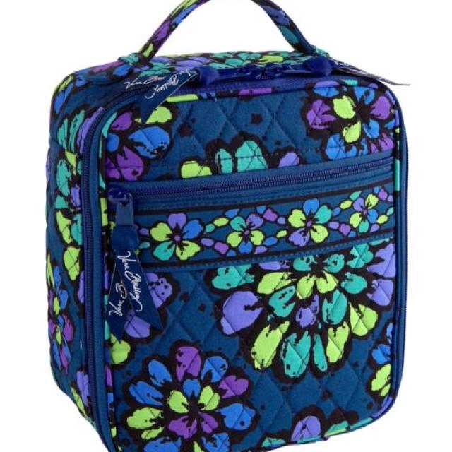 Vera Bradley Indigo pop pattern! Luv for school
