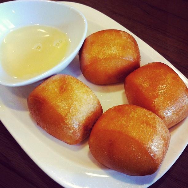 Deep Fried Sweet Bread (Mantou) (Taste of Shanghai, Sydney, Australia)