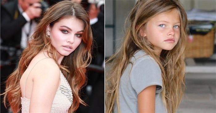 Το πιο όμορφο κορίτσι στον κόσμο περπάτησε στην πασαρέλα ως «βασίλισσα»  #διεθνή #επικαιρότητα