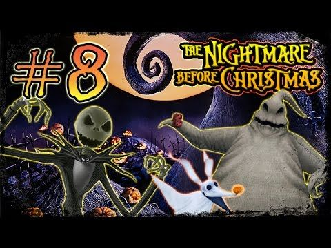 The Nightmare Before Christmas: Oogie's Revenge Walkthrough