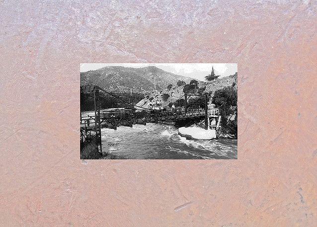 Libro Coya y promaucaes. Puente Coya