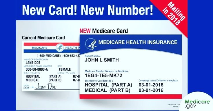 CRHC is helping to spread the word by letting the community know that CMS will be removing SSNs from Medicare cards and mailing new cards starting in April 2018. Another way to help protect you from identity theft and protect your privacy. For more information http://go.cms.gov/2nd1rgb #NewMedicareCard