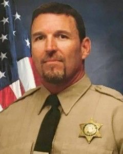 Always remember: Sergeant Rod Lucas, Fresno County Sheriff's Office, California