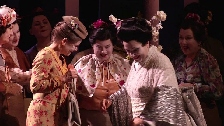 30 SECONDS OF... MADAMA BUTTERFLY