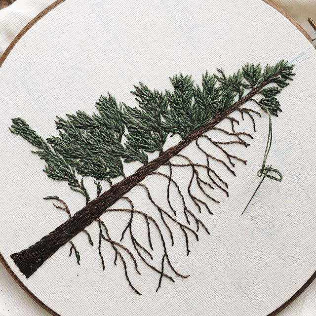@escapethreads #embroidery #exploremore #Regram via @handmade.embroidery