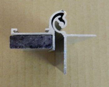Teardrop Trailer Hinges & Aluminum Trim Molding