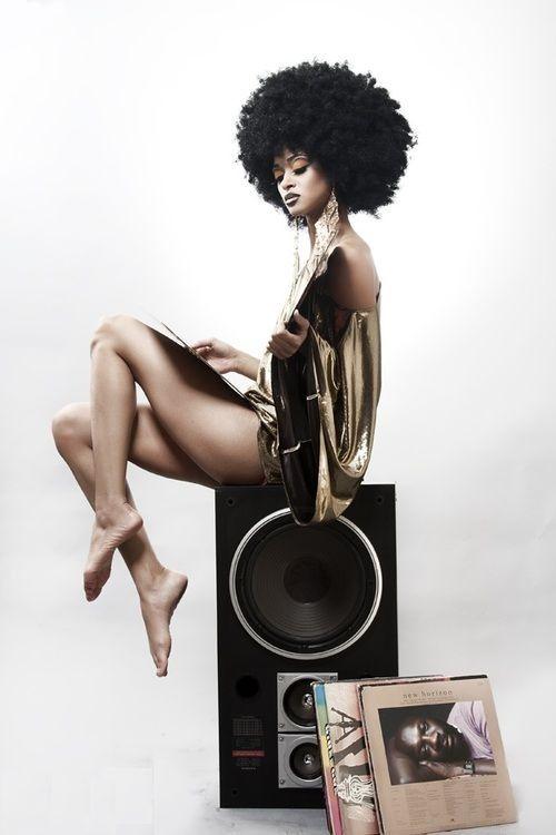 eaglecapri:  disco | queen  soul music