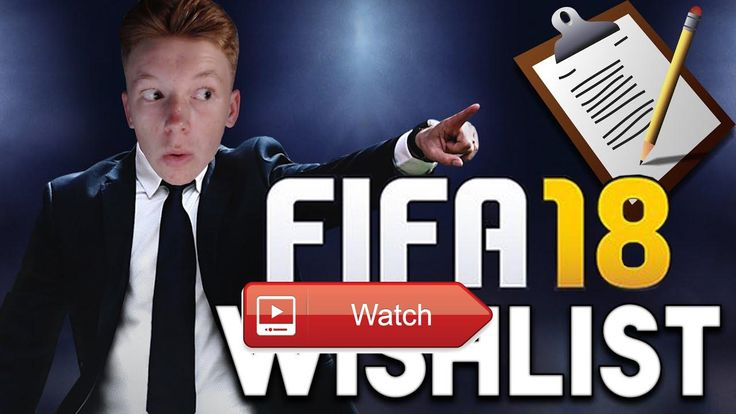 FIFA 1 WISHLIST Spotify Playlist a Side Custom Leagues Much More  In this video I go through my Fifa 1 Wishlist 1 things that I would like to be put into Fifa 1 Ultimate Team which