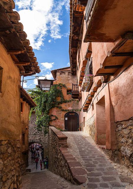 Albarracín, Teruel, Aragon, Spain