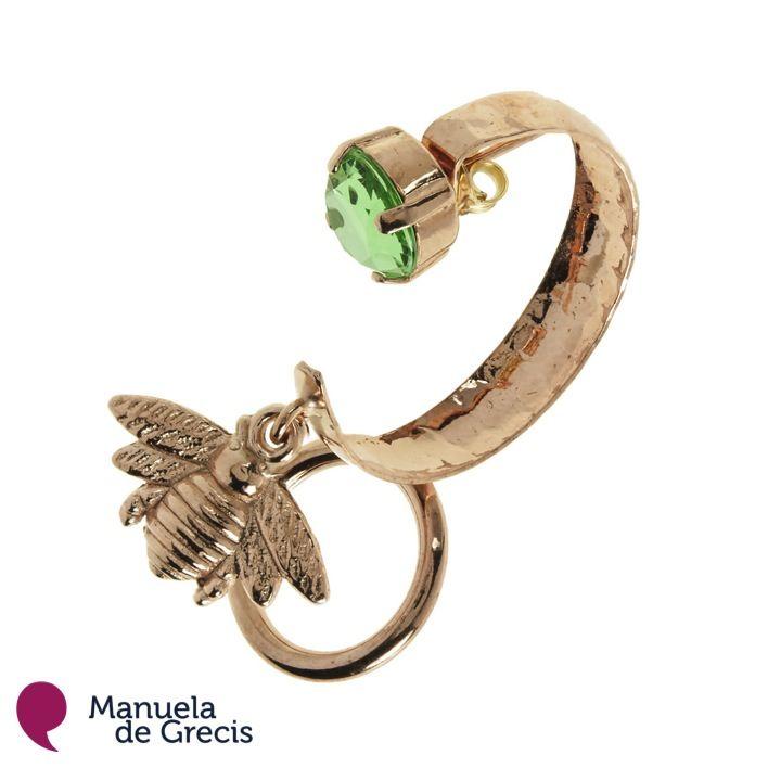 Modello _#Marella Colore _#Rosè Modello _#Piercing  Clicca qui per saperne di più:  http://manueladegrecis.com/shop/orecchino-marella-ros-p-87.php