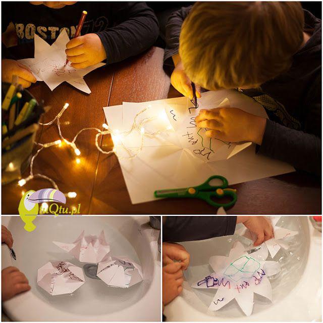 Pomysły na Andrzejkowy wieczór z dziećmi : http://www.tuqtu.pl/2013/11/andrzejki-z-dziecmi.html
