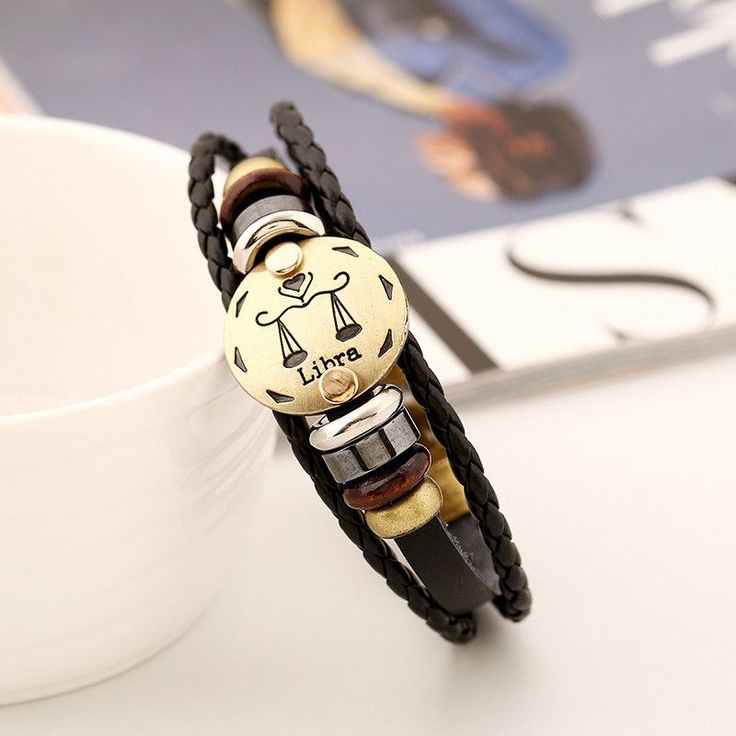 Handmade Zodiac Bracelet