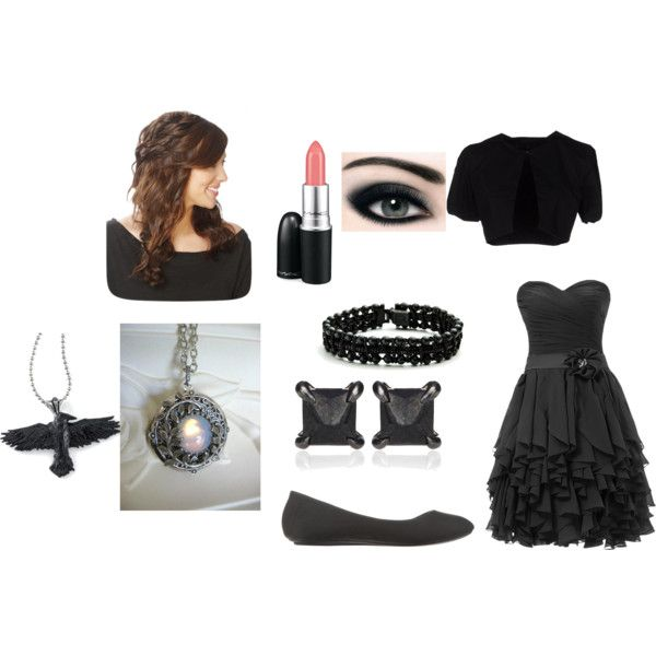 """""""Jordan Gilbert Family Ties Party Outfit"""" by shellybilling on Polyvore"""
