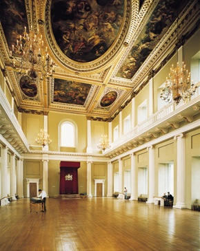 Banqueting House, London.