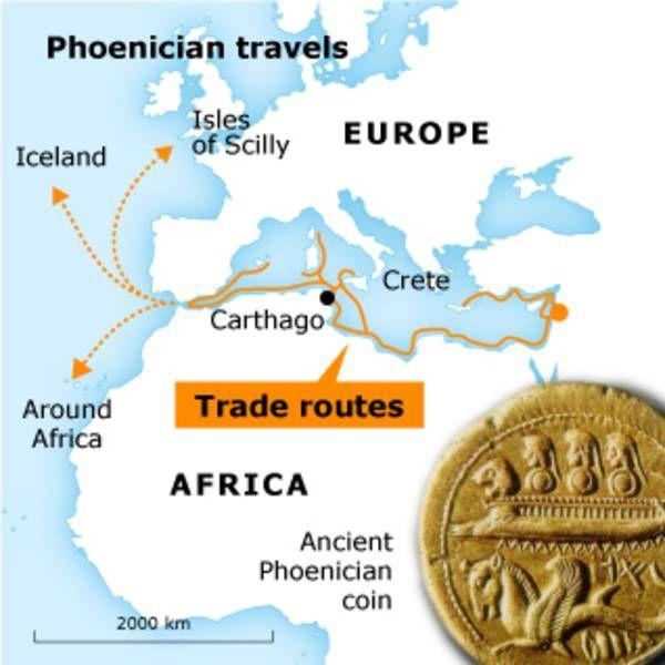 4f. Phoenicians: Sailing Away