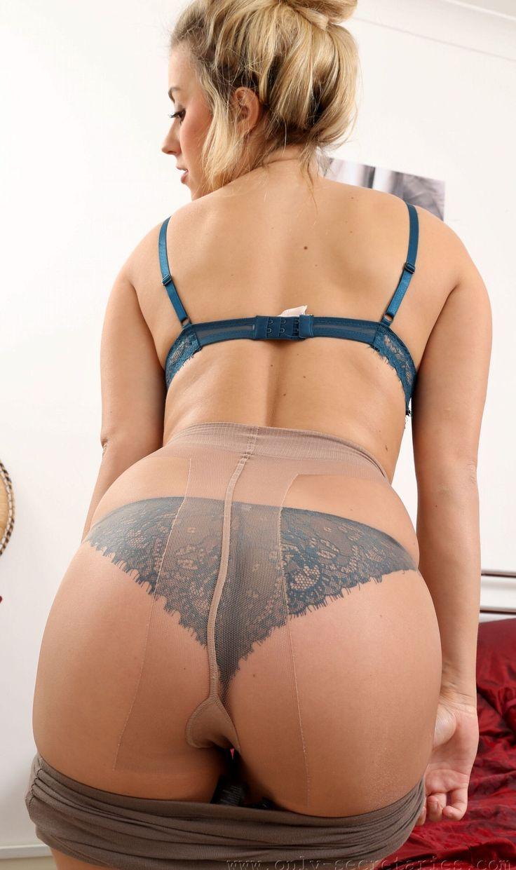 Women in panties and pantyhose