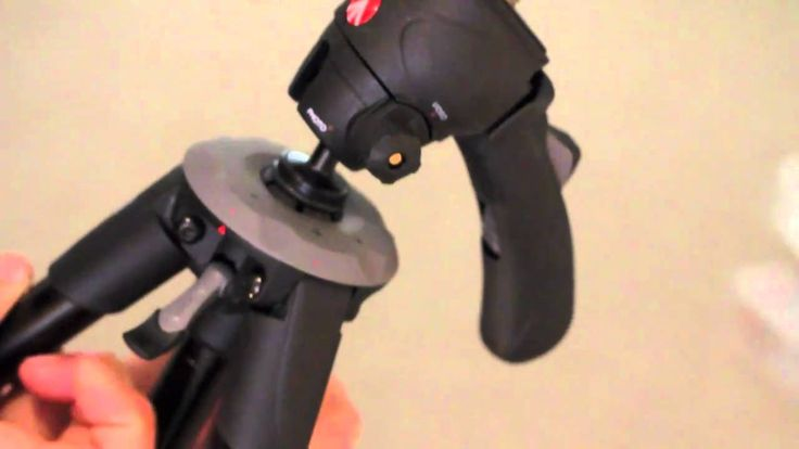 Manfrotto 785B tripod unboxing and review