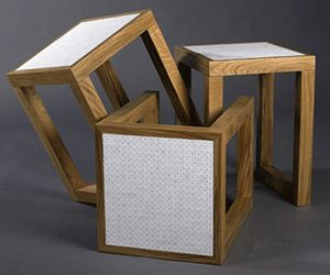 From Log to Keyboard Stools and Stylish Chairs