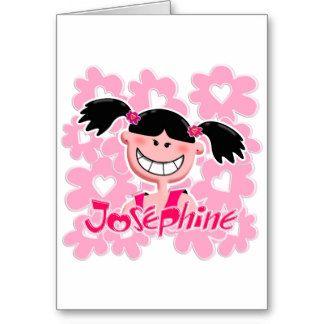 Joséphine's Card 1