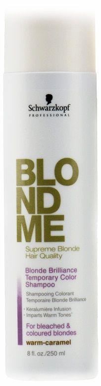 Schwarzkopf Professional Blonde Brilliance Temporary Color Shampoo