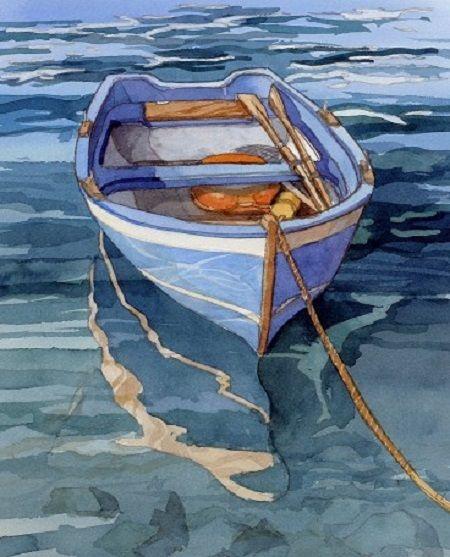 gosunshinegold:_watercolor_paintings_