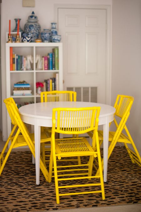 Grt Idea For Inexpensive Painted Chairs