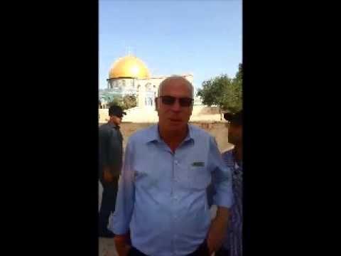 Unruhen auf dem Tempelberg   JNS - ISRASWISS
