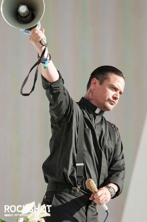 Mike Patton - Faith No More, 2015