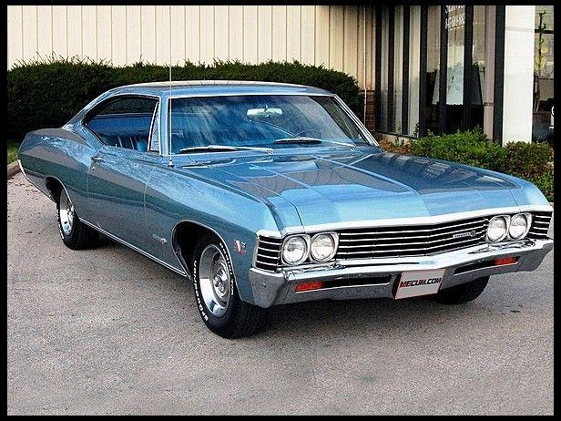 Best 25 67 chevrolet impala ideas on Pinterest  Chevrolet impala