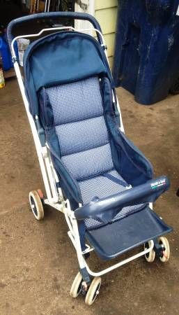 Graco Stroller Late 80 S To Early 90 S Vintage Baby Car