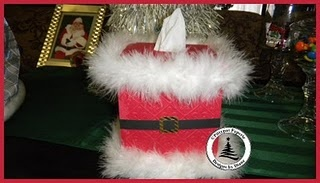 Santa Tissue Box Cover ...: Tissue Boxes Covers, Christmas Time, Crafts Ideas, Christmas Crafts, Santa Crafts, Craftsart Projects, Cute Ideas, Santa Tissue, Christmas Ideas