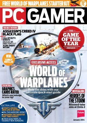 PC Gamer. UK № 1 (январь 2014)