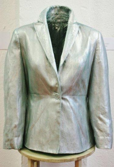 Silver Jacket  Begoña Fernandez-Castaño  Artista Mecenus