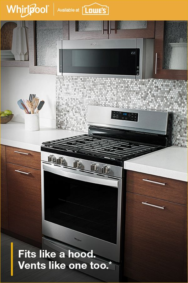 Hurry In To Save On Our New Low Profile Microwave Hood Combination Now Through 7 11 Kitchen Design Decor Kitchen Kitchen Remodel