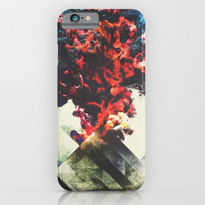 Smoky mountains iPhone & iPod Case by HappyMelvin | Society6