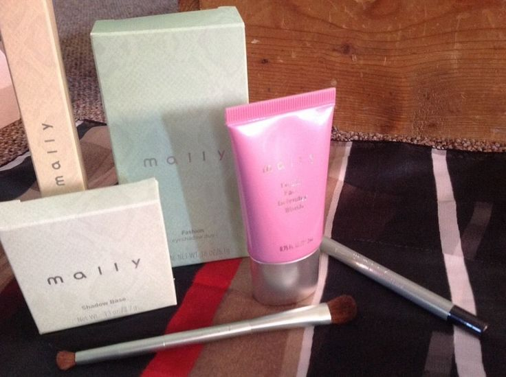Mally Cosmetics Lot 6 piece set Brand New in Box