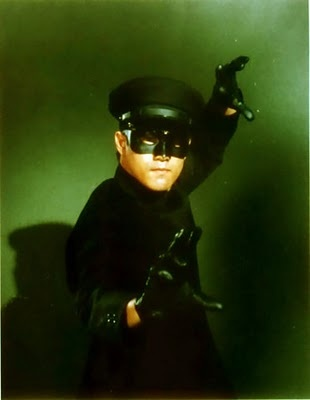 Kato, the action hero from Green Hornet. What he was named after (:    Go Bruce Lee!