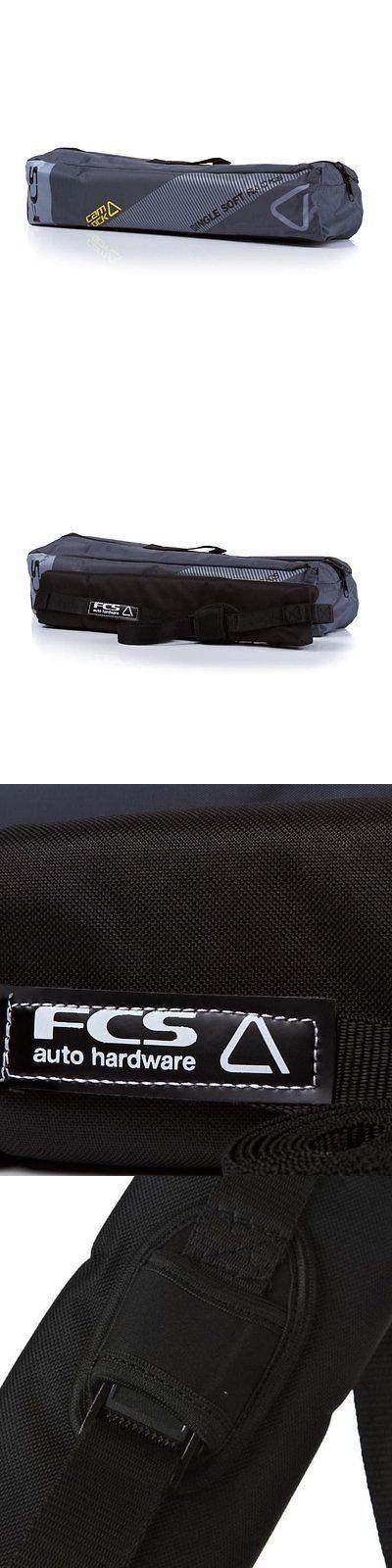 Car Racks 114254: Fcs Cam Lock Single Soft Surfboard Racks - Pair -> BUY IT NOW ONLY: $51.52 on eBay!