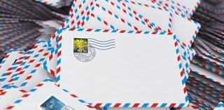 świat jace waylanda: Napisz, czytaj - Listy!