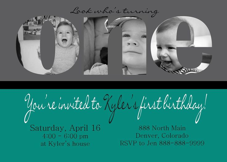 160 best Boys Birthday images – Cheap First Birthday Invitations