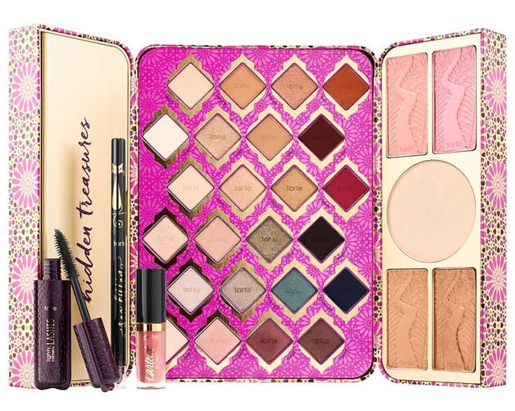 Tarte Treasure Box Collector's Set for Holiday 2017 – Musings of a Muse