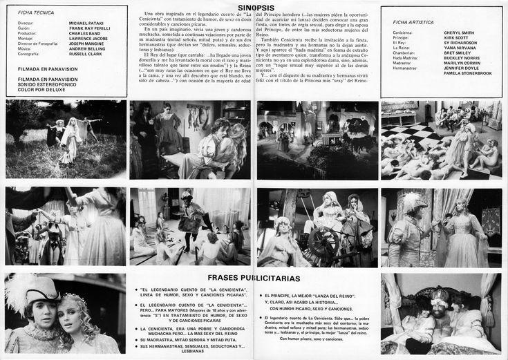 Resultado de imagen de la cenicienta y el principe 1973