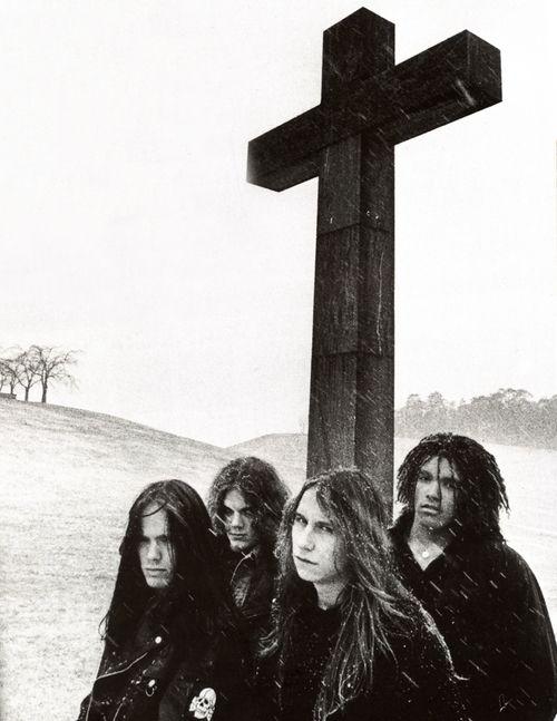 Entombed - swedish death metal