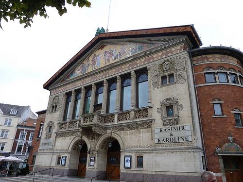 Aarhus Theatre,Aarhus,Denmark