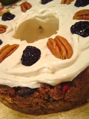 Cómo hacer un saludable pastel de frutas