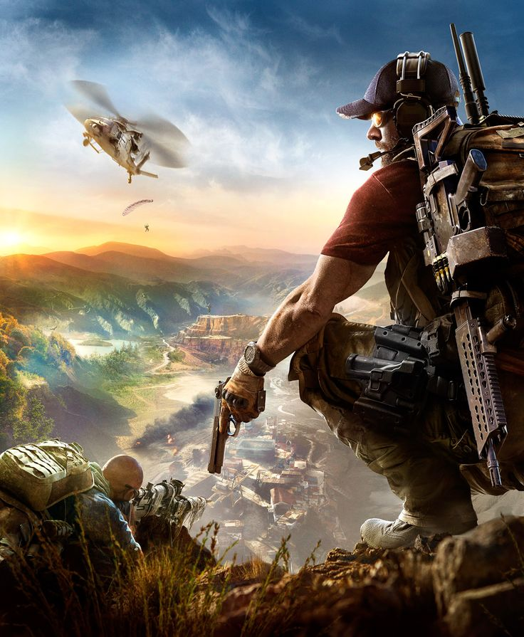 http://Papr.Club - Another cool link is http://Papr.Club  Case Study: Tom Clancy's Ghost Recon Wildlands | Abduzeedo…
