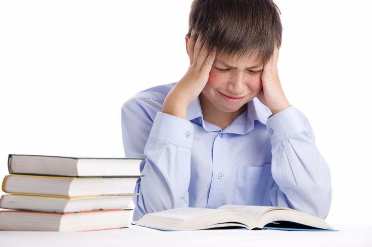 Çocuklarda Sınav Öncesi Stres #Stres #Cocuk #Sinav #Denizli