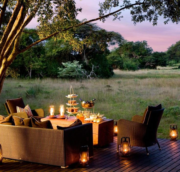 Phinda Game Reserve, South Africa